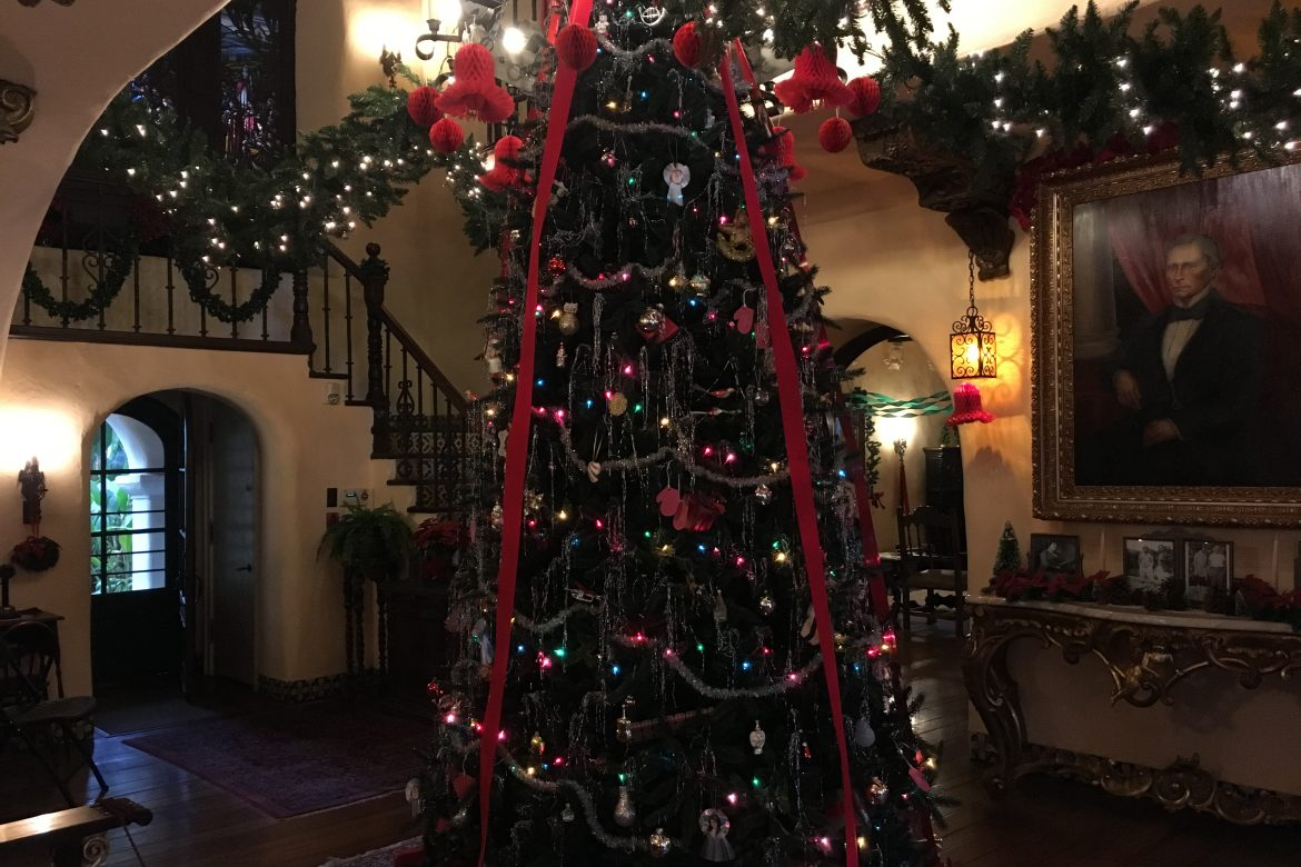 A Vintage Christmas at the Banning and Homestead Museums  LA Explorer