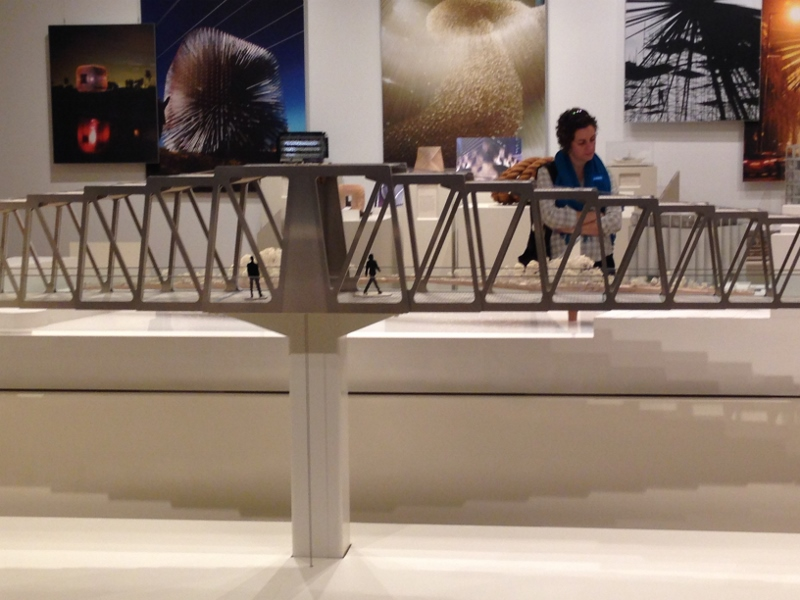 Viewing The Architecture and Design of Heatherwick Studio