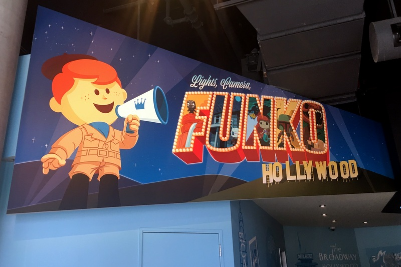 funko hollywood