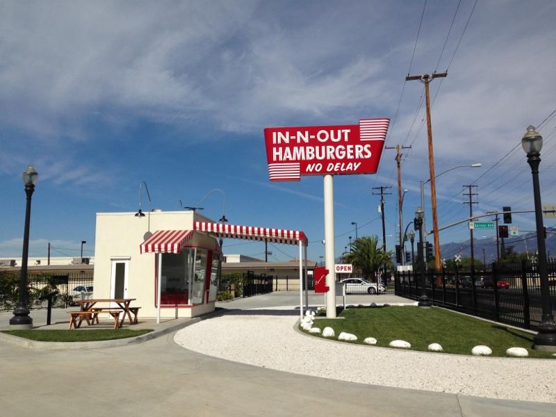 Touring LA's Fast Food History