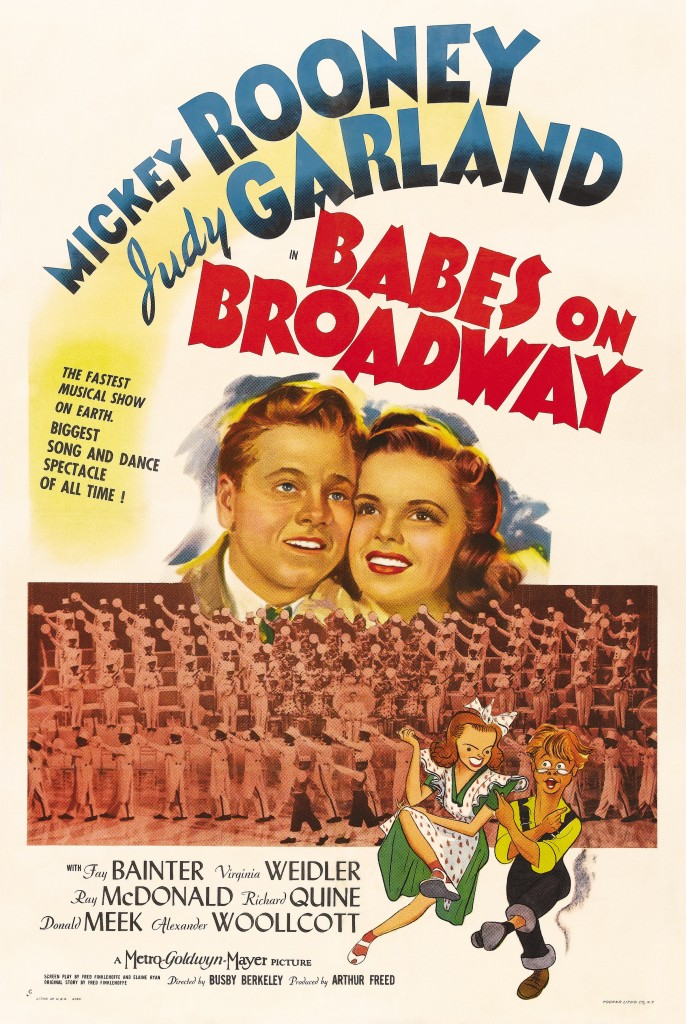 Poster - Babes on Broadway_01