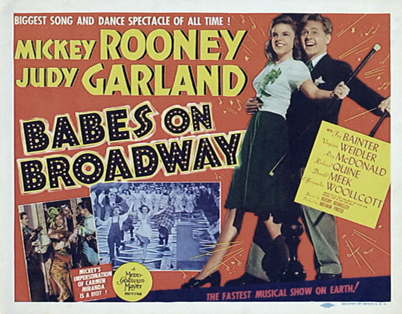 Poster - Babes on Broadway_02