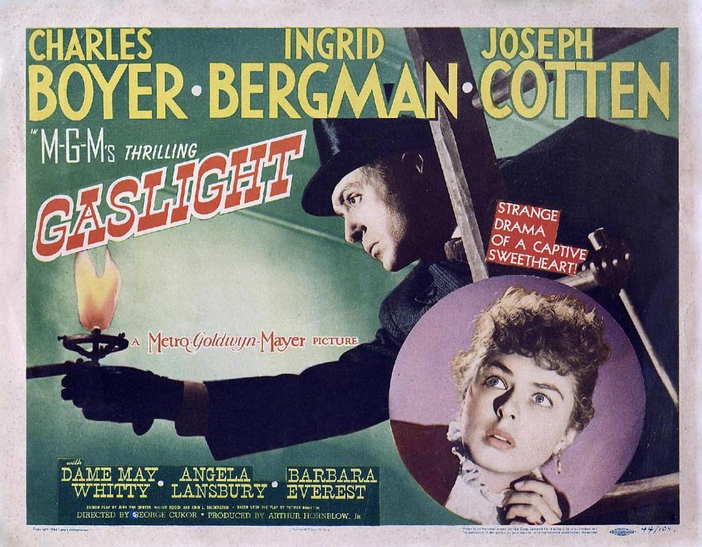 Spotlight on Ingrid Bergman in Gaslight