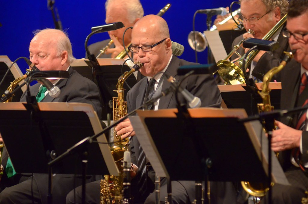 An Evening with the Vintage Masters of Swing