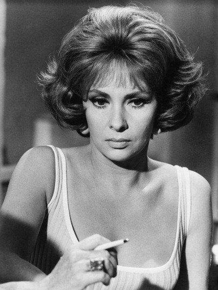 UNSPECIFIED - JANUARY 01:  Gina Lollobrigida In Buona Sera, Mrs Campbell Movie On 1968  (Photo by Keystone-France/Gamma-Keystone via Getty Images)