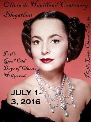 Spotlight on Olivia de Havilland in Devotion