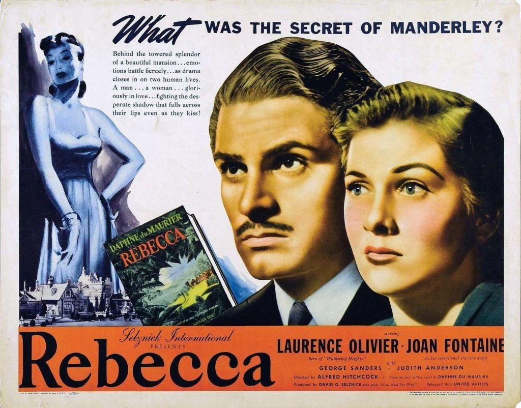 Spotlight on Laurence Olivier in Rebecca