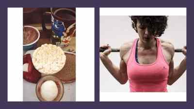 Colazione Bodybuilding - Barbara Cicchine'