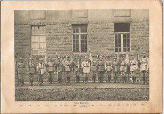 5e régiment de cuisrassiers, Marcel Simard