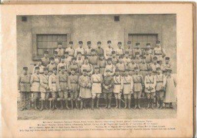 5e régiment de cuirassiers, Marcel Simard