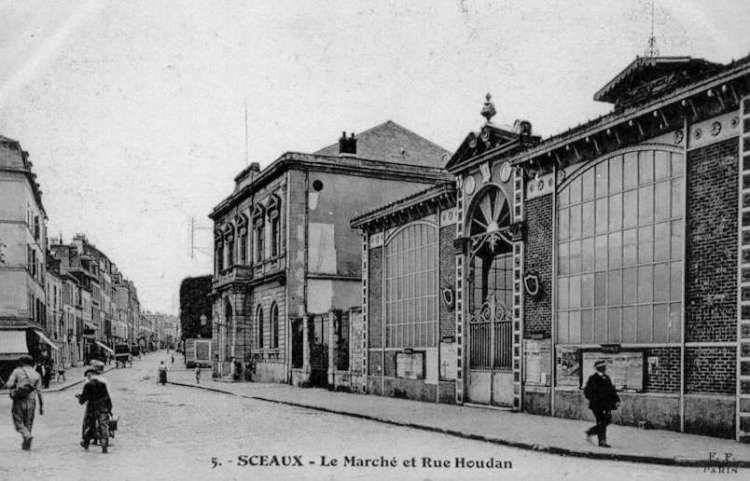 challengeaz, Sceaux, rue Houdan, Simard