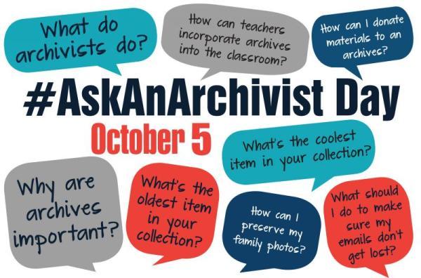 généalogie, archives, archivistes, #askanarchivist