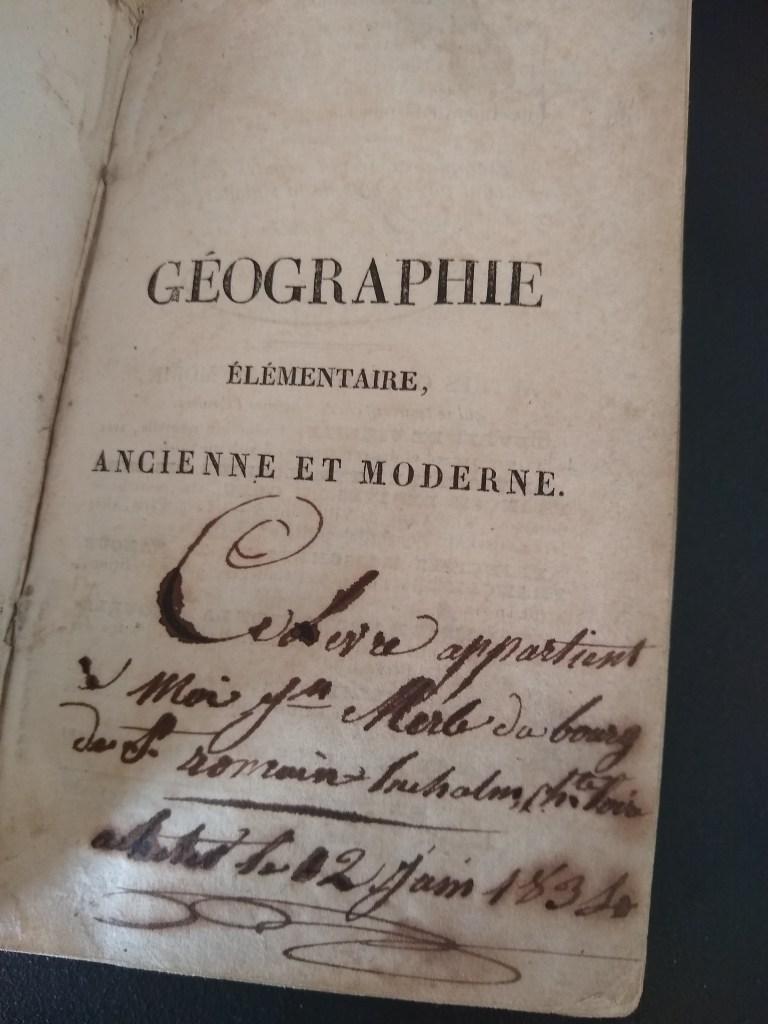 Jean Merle, Saint-Romain-Lachalm, généalogie