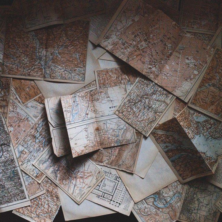 cartes anciennes pour la généalogie