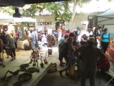 Le marché vannier du dimanche