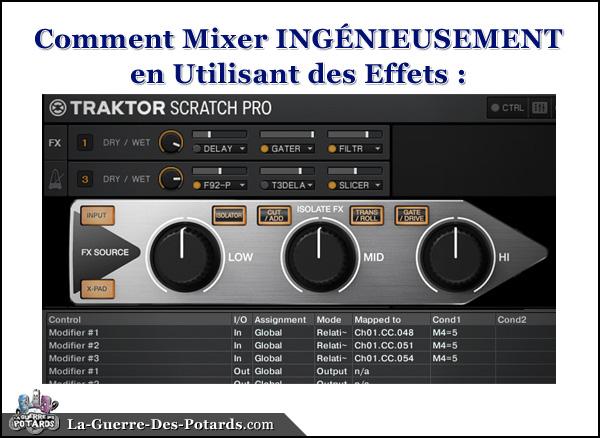 comment mixer