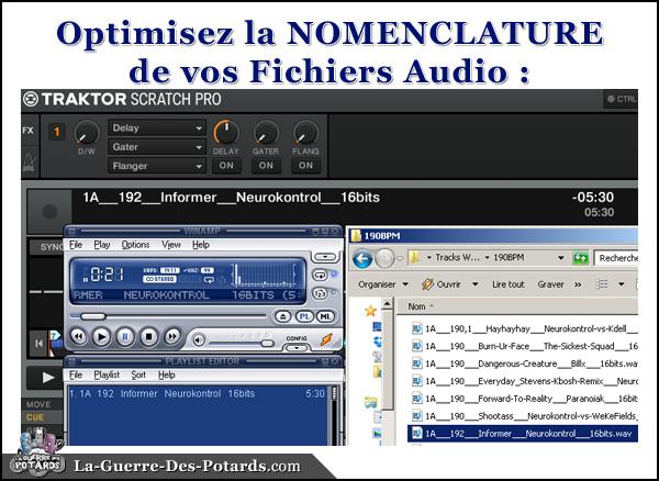 nomenclature mixer