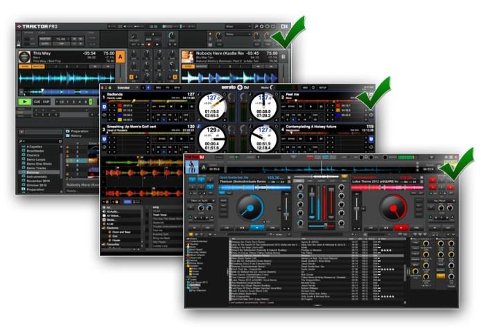 logiciel dj