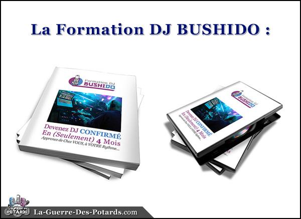 formation dj