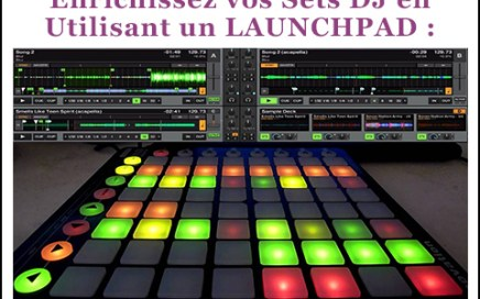 mix dj launchpad
