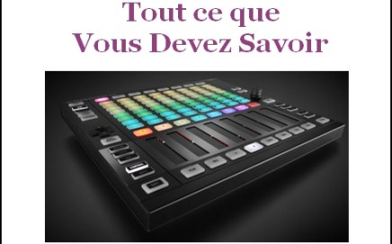 production musicale maschine jam