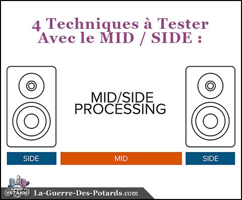 mastering mid side