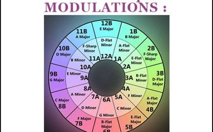mix harmonique modulations
