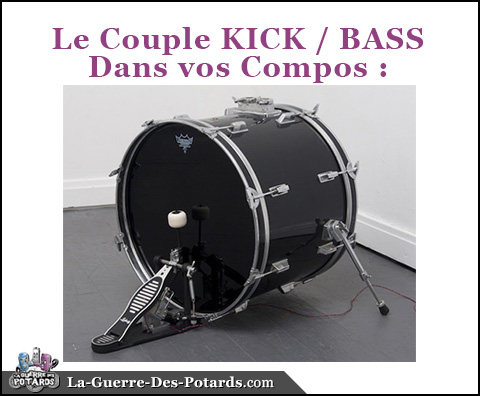 production musicale kick bass