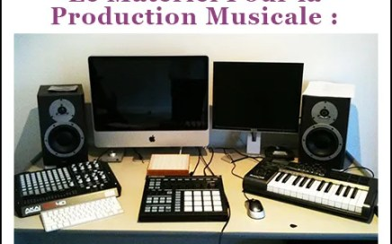 production musicale materiel