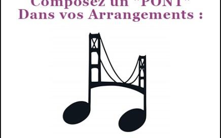 arrangement pont