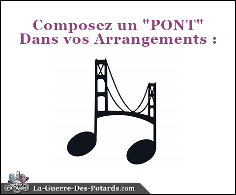 arrangement pont