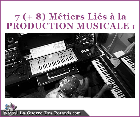 production musicale metier