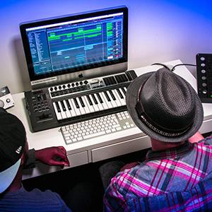 apprendre la production musicale