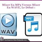 mixer mp3 wave