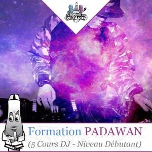 Formation DJ Padawan