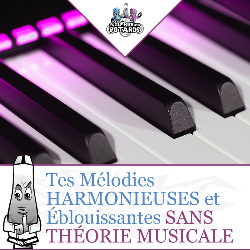 Formation production musicale melodies theorie musicale