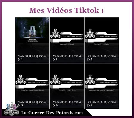 video tiktok marketing musical