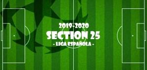 2019-20 第25節 スペイン・リーガ・エスパニョーラ(Liga Española)ラ・リーガ サンタンデール