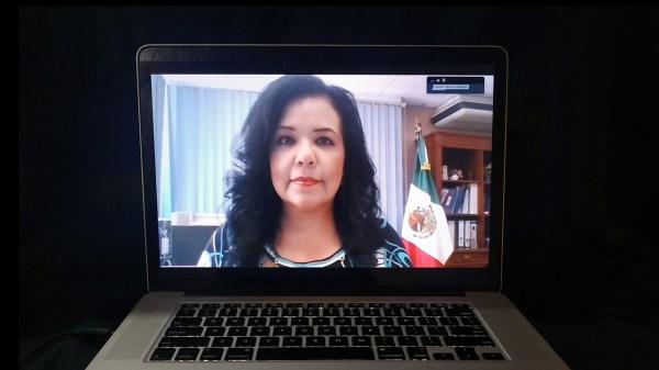 especial mujeres que trajeron las vacunas Lorena Urrea