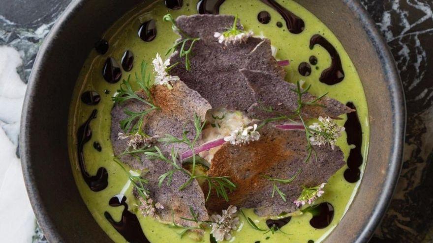 Quintonil Restaurante Comida 50 Best Restaurants Fine Dining