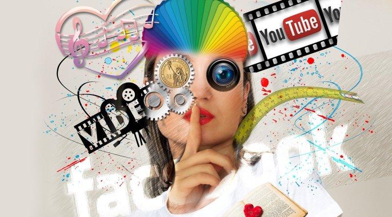 ilustración sobre redes sociales