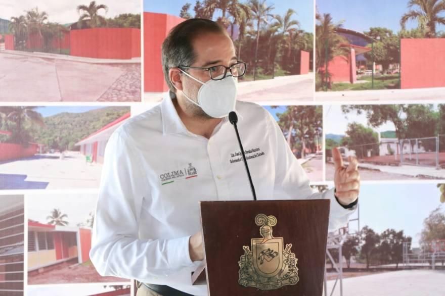 Ignacio Peralta, Gobernador de Colima