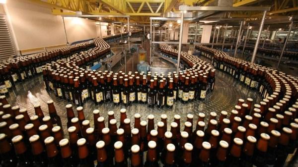 Planta de cerveza Corona