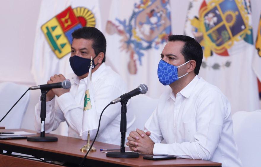 Mauricio Vila Gobernador de Yucatán