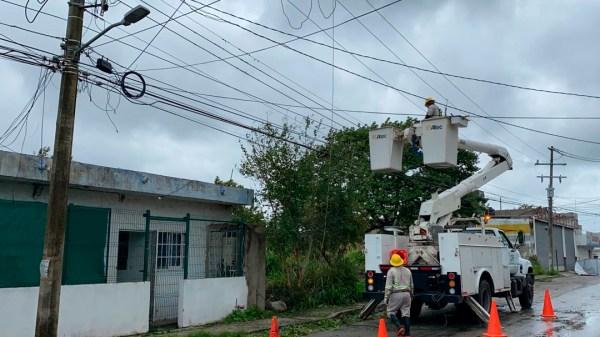 CFE, electricidad