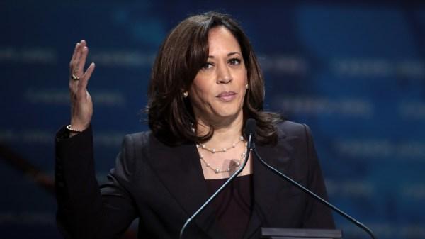 Kamala Harris vicepresidenta electa de Estados Unidos Kamala Harris