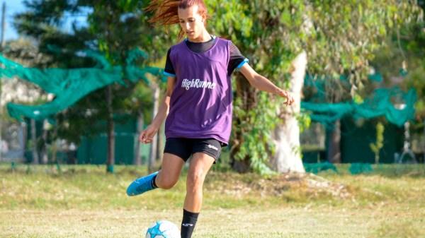 Mara gomez, futbolista trans