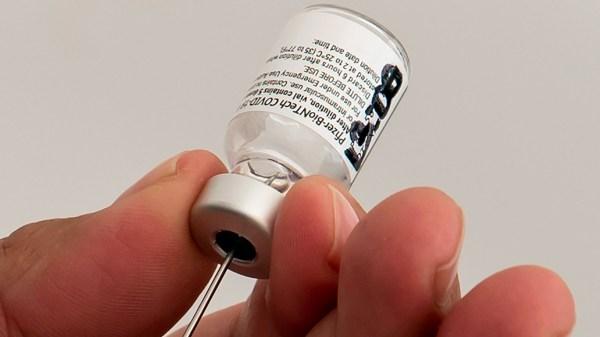 Vacuna México Pfizer vacunación de covid Coronavirus