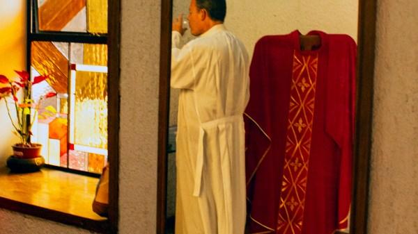 sacerdote, catolicismo, iglesia