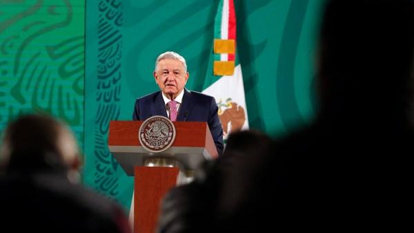 Andres MAnuel López Obrador Halconazo